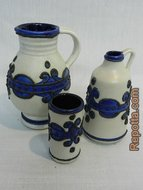 marei keramik dekor brügge VERKAUFT
